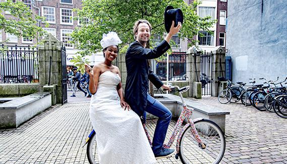 Trouwen voor 1 dag Amsterdam