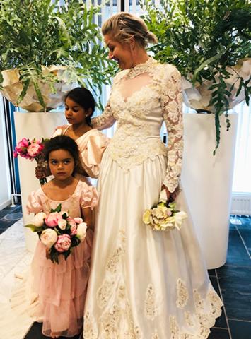 trouwen voor 1 dag met kinderen