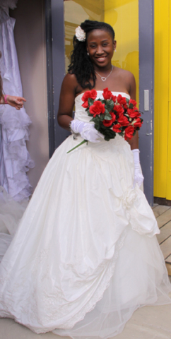 Sprookjesachtige bruidsjurken